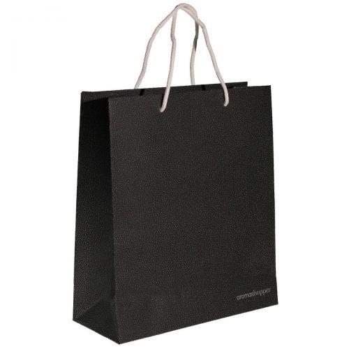 Aromashopper-Leather-Black