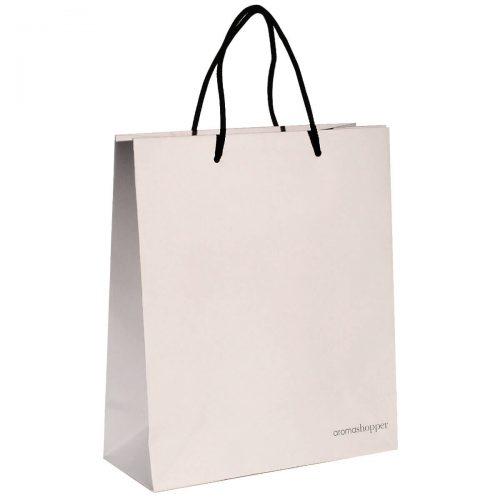 Aromashopper-Leather-White